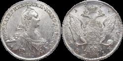 Рубль-1774г