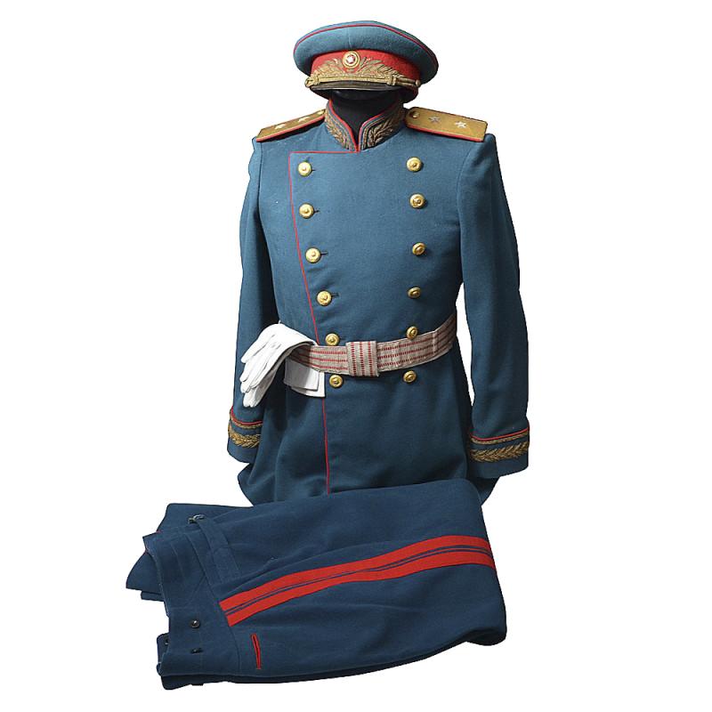генеральская форма