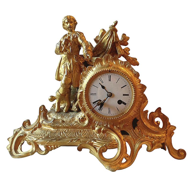 старинные-часы