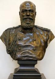 бюст Александра 3
