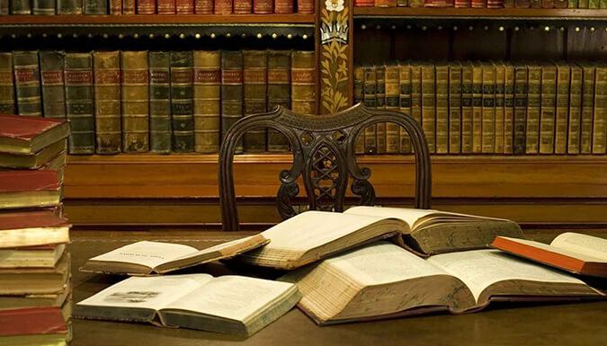 Что нужно знать владельцам антикварных книг