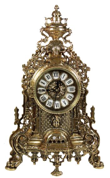 каминные-часы