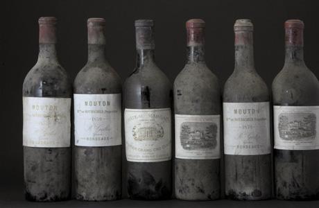редкое вино